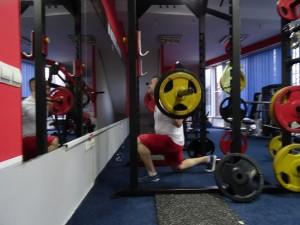 fandari - antrenament picioare