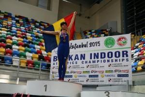 podium balcanic