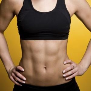 abdomen femeie