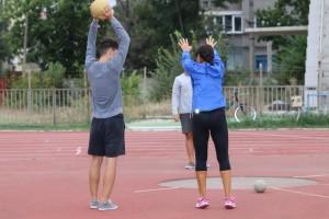 O condiție fizică bună este esențială pentru admiterea probelor sportive.